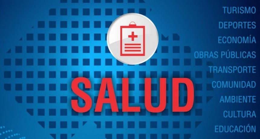 Emergencia Sanitaria: informe al 4 de junio