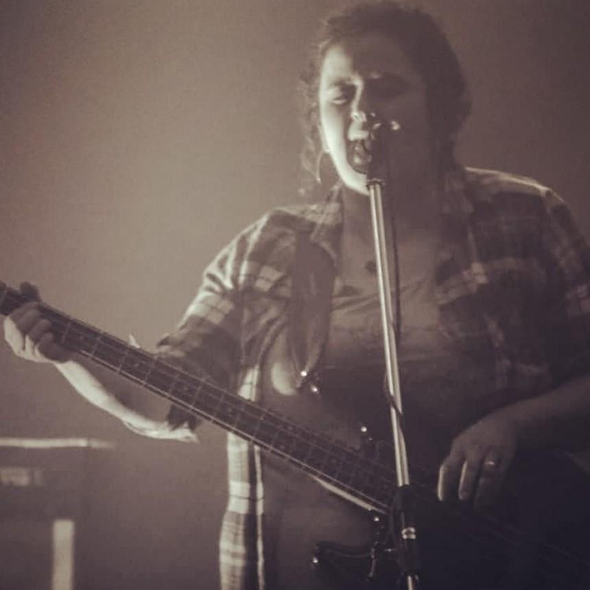 Viviana Godoy presentó su música en Lu 32
