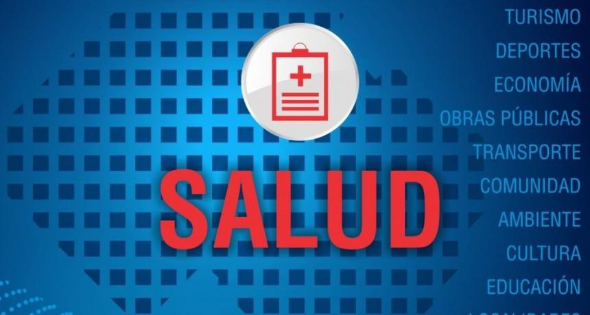 Emergencia Sanitaria: Informe al 5 de junio