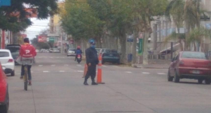 La policía informa que intensifica controles