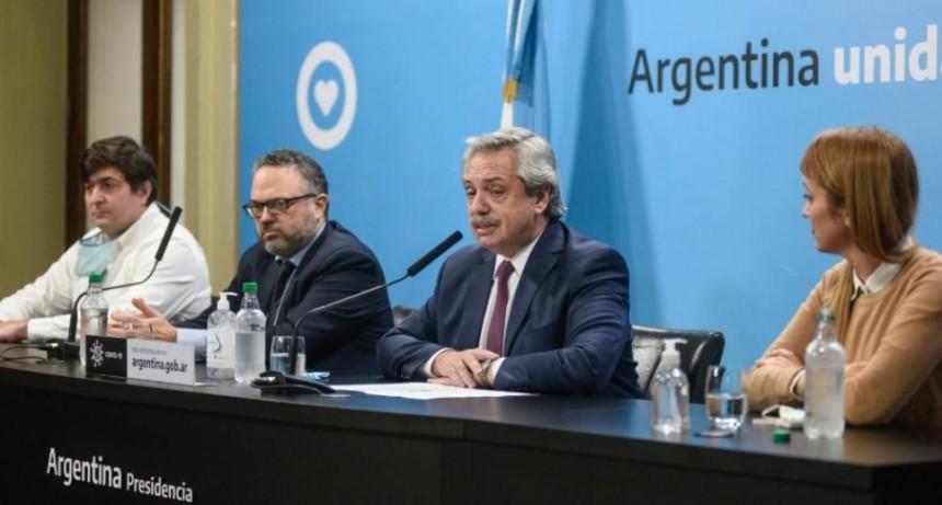 El presidente Alberto Fernández anunció la estatización del Grupo Vicentín