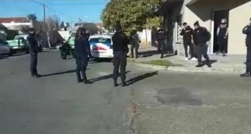 La policía desarticuló torneo de PlayStation