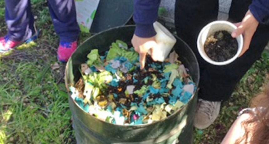 Destacan la modalidad virtual del taller de compostaje domiciliario