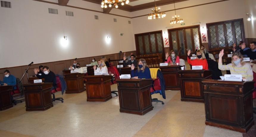 Concejo: Problemas técnicos hicieron que se suspenda la sesión