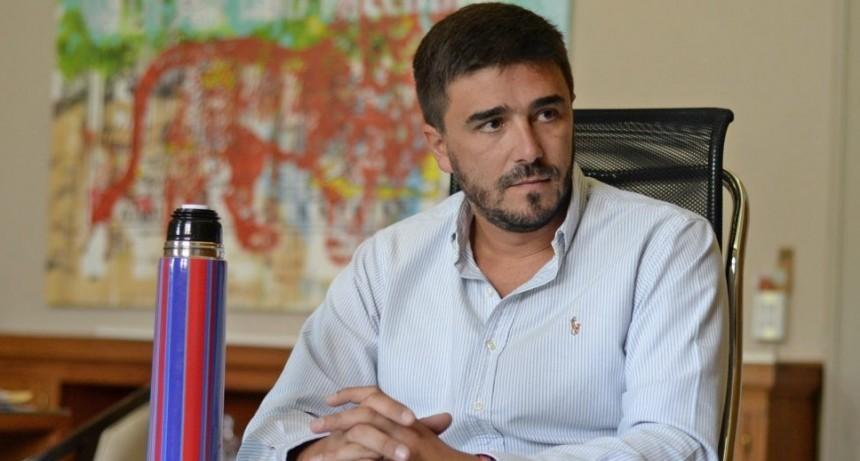 Galli informó al Gobernador Kicillof que hay municipios que impiden el ingreso de olavarrienses