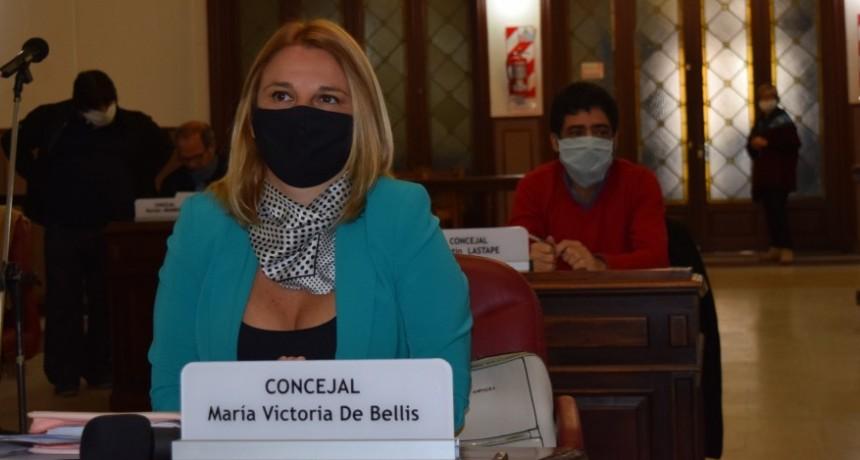 Rendición de Cuentas : para De Bellis hay decisiones políticas que llevan al estado deficitario