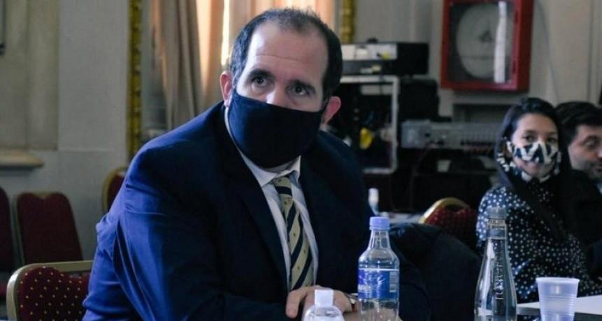 Bugallo pide informes a Kicillof sobre los ataques vandalicos al agro y la rotura de silobolsas