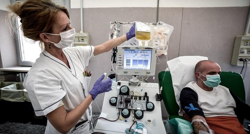 Diputados emitió dictamen sobre el proyecto para lanzar una campaña de donación de plasma