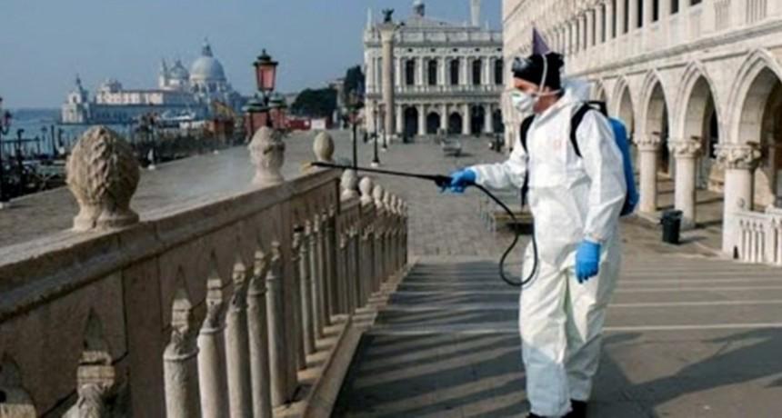 La OMS advierte que el coronavirus crece en Europa y podría volver a desbordar los hospitales