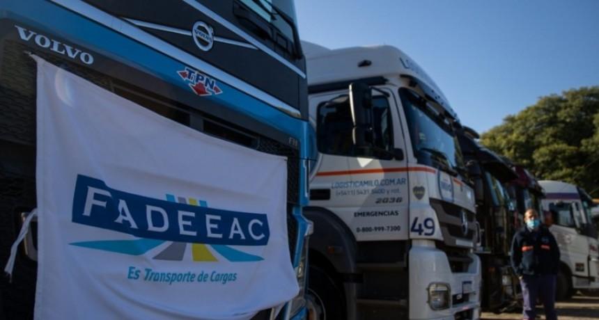 Seminario sobre transformación  energética  en el transporte argentino a cargo de Fadeeac