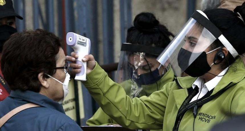 Chile registró otra vez más de 4.000 casos diarios