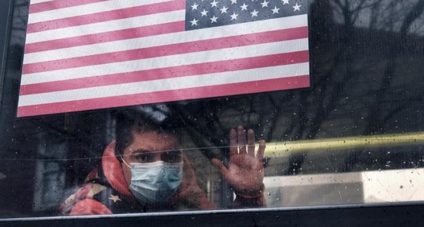 Estados Unidos registra un récord de 40.000 contagios diarios de coronavirus