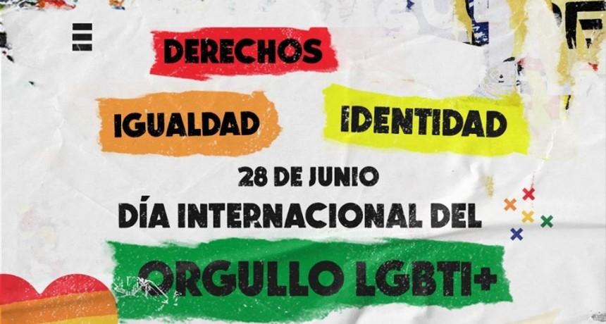 Conmemoran el Día Internacional del Orgullo con propuestas virtuales