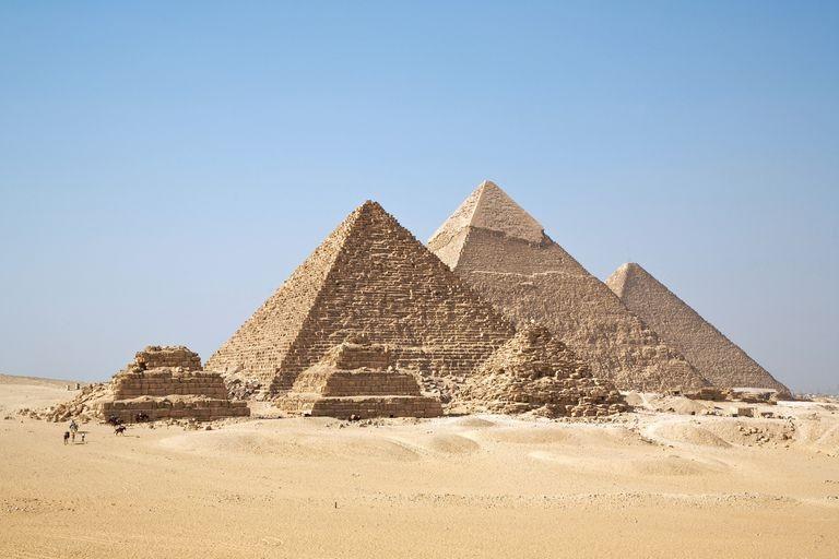 Desmitificando las pirámides
