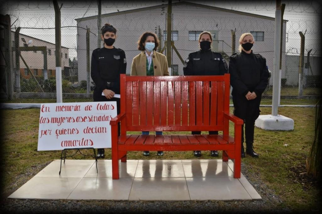 La Unidad Penitenciaria Nº 38 ya cuenta con su Banco Rojo