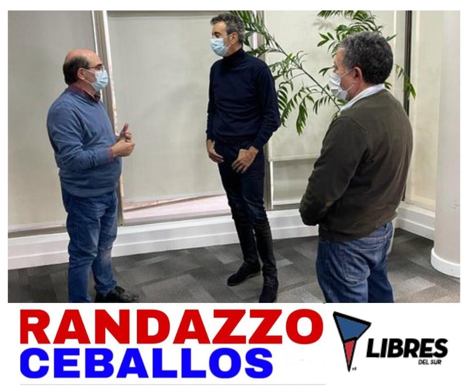 Libres del Sur se acerca a Randazzo