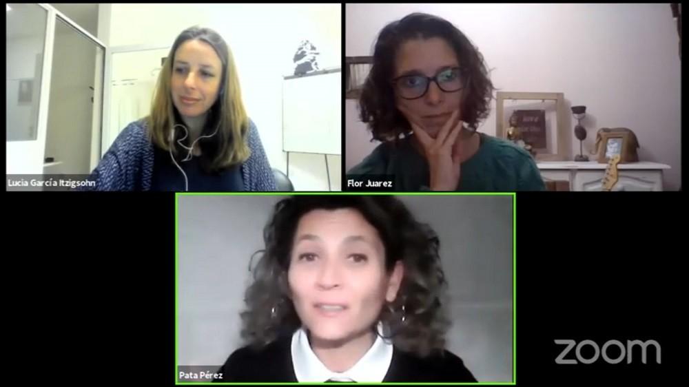 Se presentó el conversatorio 'Pensar la comunicación con perspectiva de género en pandemia'