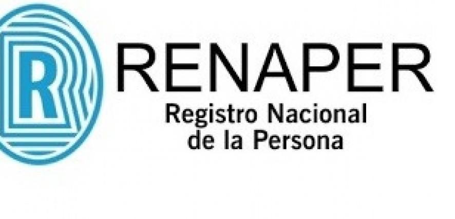 Jueves y viernes el RENAPER hará entrega de DNIs  y pasaportes