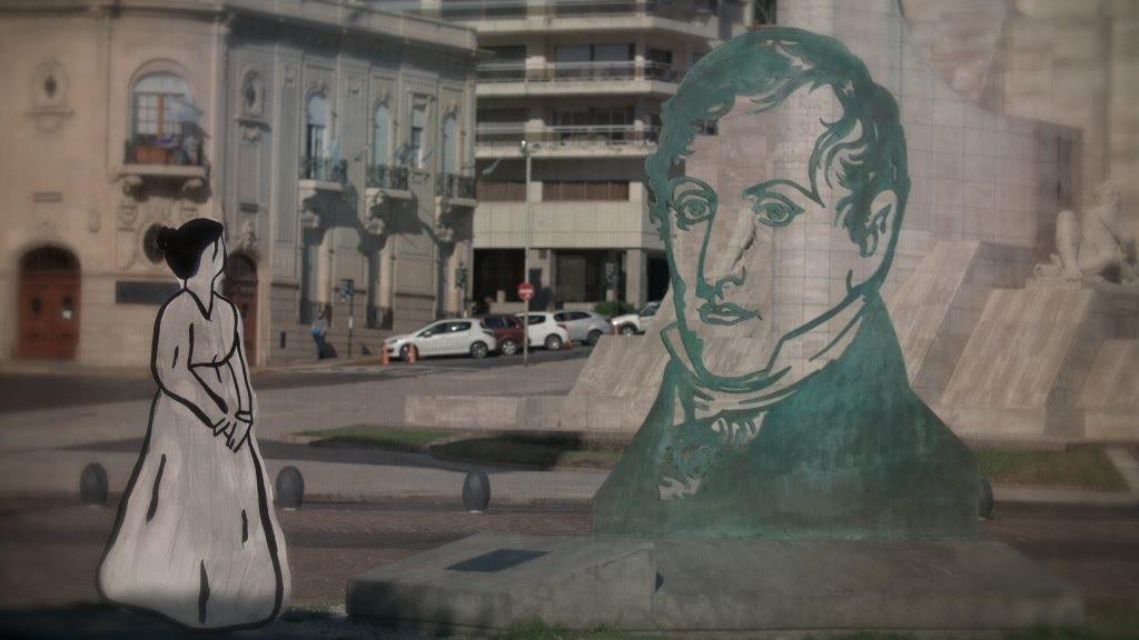 Día de la Bandera: el retrato de Belgrano en canal Encuentro