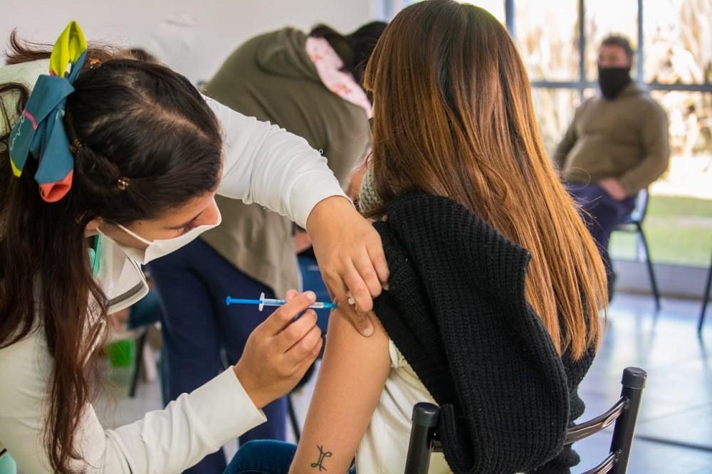 Tapalqué: más de 5000 vacunados
