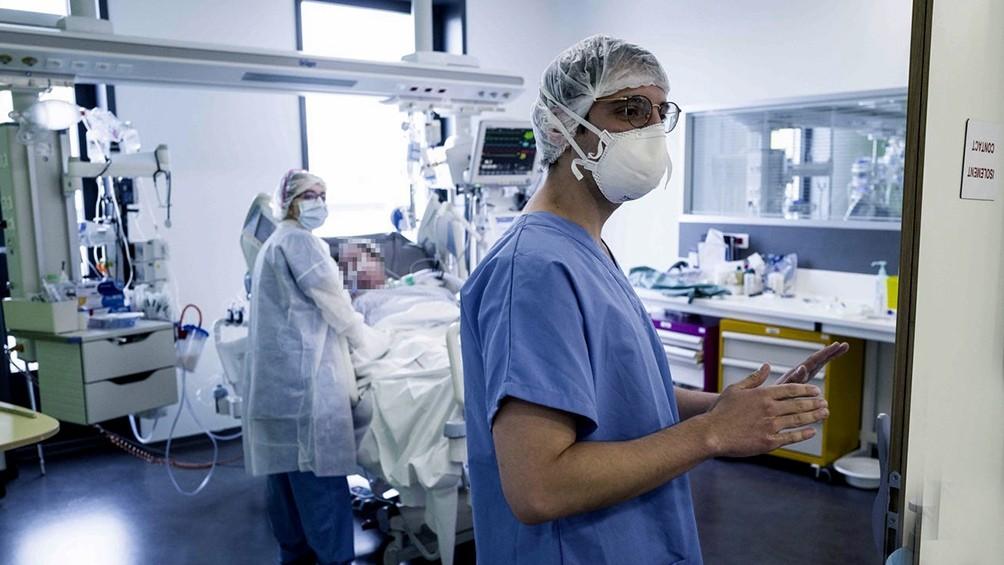 Murieron 448 personas y otras 8.606 dieron positivo por coronavirus