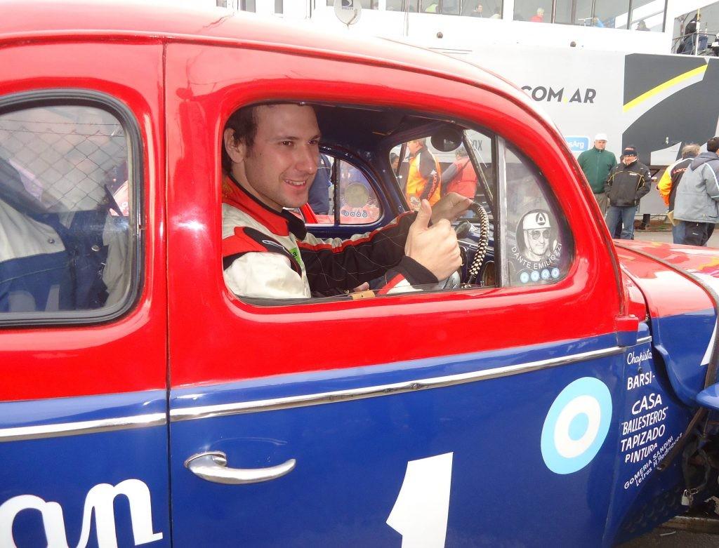 Día Nacional del Piloto de Automovilismo: charla virtual con Nicolás Pezzucchi