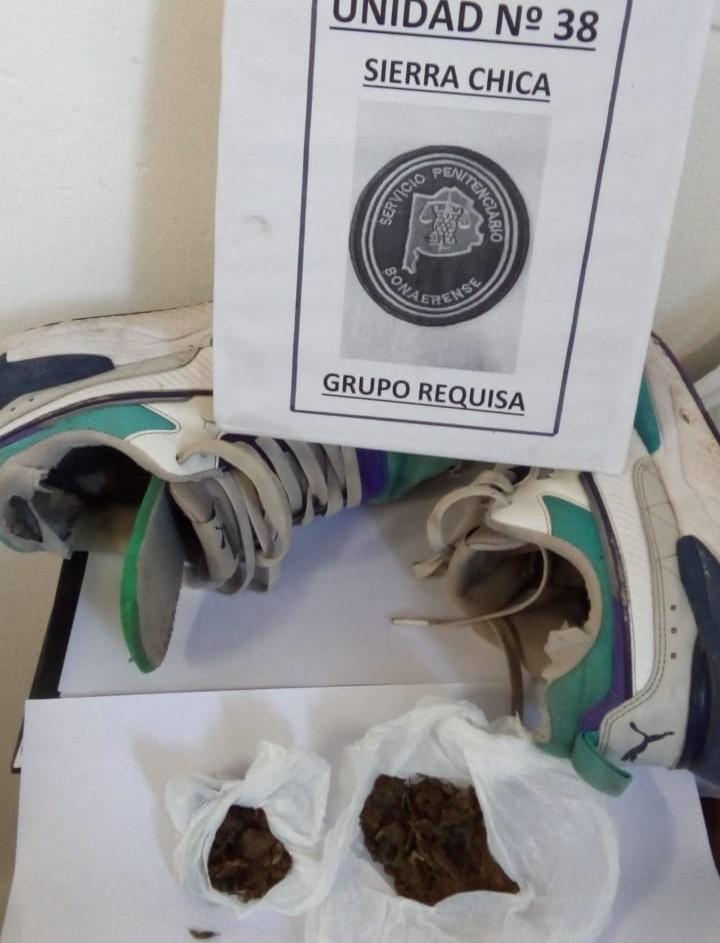 Intentaron ingresar droga oculta en una morcilla en las cárceles del Complejo Penitenciario  Centro Zona Sur