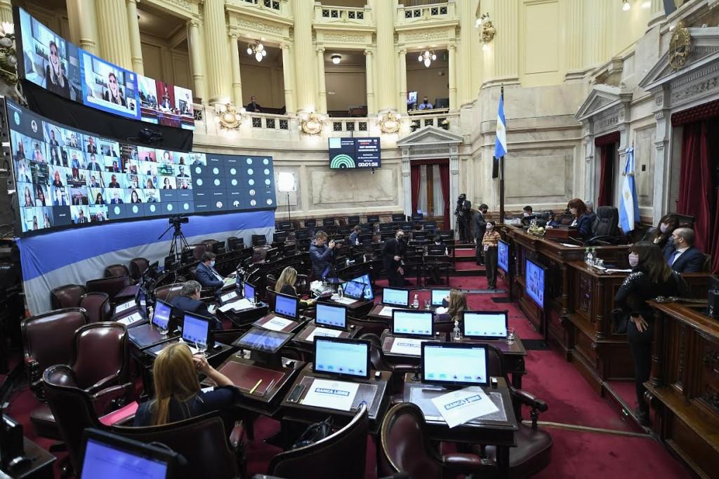 El Senado buscará aprobar el proyecto que bajará las tarifas de gas