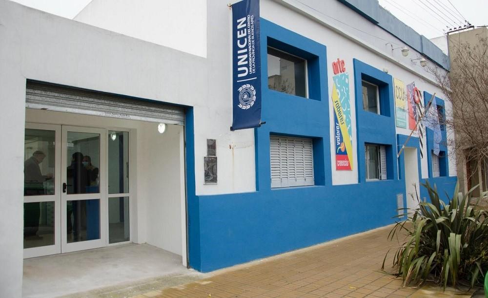La posta de vacunación contra el COVID del Hospital de Oncologia se traslada al Centro Cultural Universitario de UNICEN