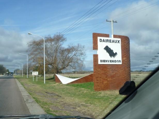 Daireaux celebra los 104 de autonomía