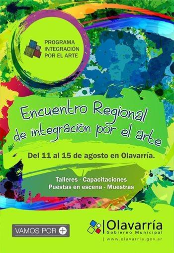 Encuentro Regional de Integración por el Arte