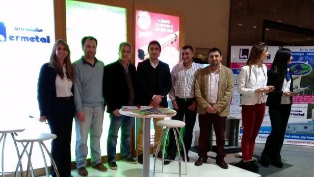 Eseverri visitó Expo INCOTEC 2014