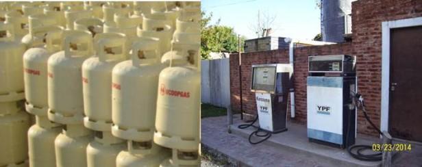 Ola de frío: la odisea para conseguir garrafas y querosene