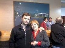 """Delia Bouciguez: """"tengo un recuerdo muy lindo hacia Don Julio"""""""