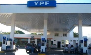 YPF aplicó un aumento de entre un   4 y 5%
