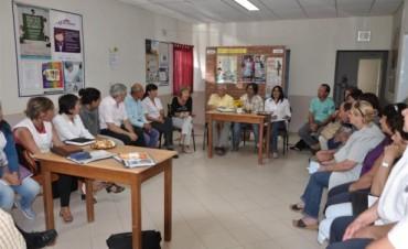 Reuniones de las Mesas de Gestión Territorial