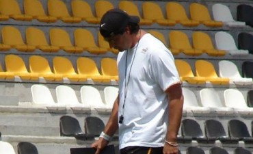 Habló Marcelo Molina el flamante DT de Racing