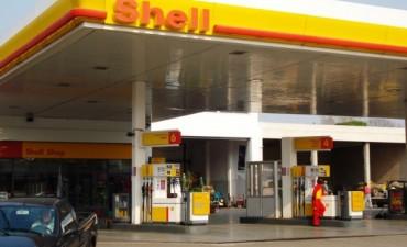 Ahora  Shell subió  un 4% el precio de la nafta