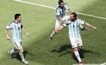Argentina semifinalista