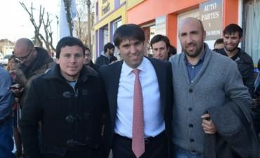 Diego Bossio estará en Olavarría a fines de julio