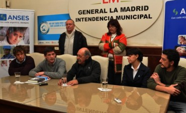 La Madrid: Tramites de Procrear