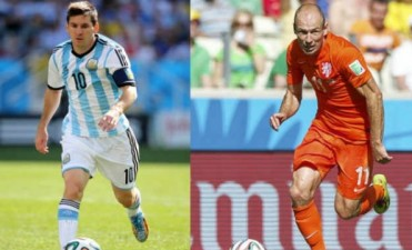 Argentina-Holanda por Radio Olavarría