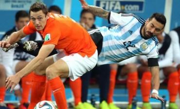 Argentina y Holanda, en cero en un partido parejo