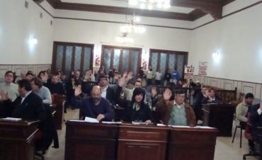 El Concejo aprobó la ordenanza de la renta diferencial urbana