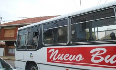 Robaron en un micro de la empresa Nuevo Bus
