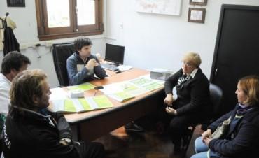 Políticas Preventivas trabaja con la Asociación de Pádel