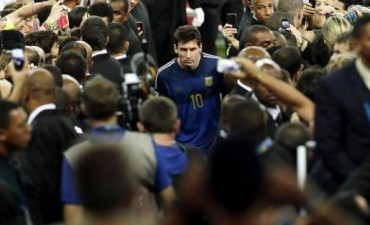 Lionel Messi ganó el Balón de Oro en el Mundial Brasil 2014