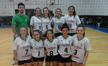 Voleybol Femenino: Pueblo Nuevo Campeón en Mar del Plata