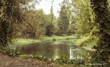 Monitorean los arroyos de la cuenca Arroyo Azul