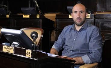 Valicenti pidió por las cooperativas de trabajo de Olavarría